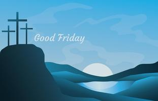 Good Friday Landscape