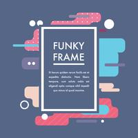 Super Colorful Bold Funky Frames