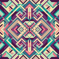 kaleidoscope pattern vector