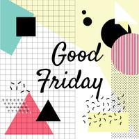 Good Friday Background
