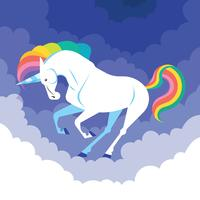 Illustration de licorne