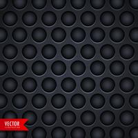 dark metal texture background with holes