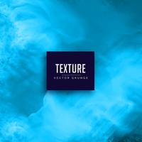 Fondo de textura de mancha acuarela azul
