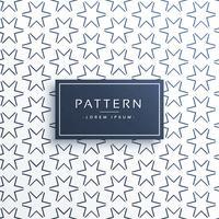 line star pattern background design