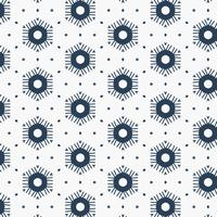 sechseckige Linien Muster Hintergrund
