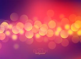 awesome light bokeh colorful background