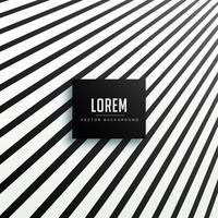 diseño de fondo de líneas de perspectiva negro