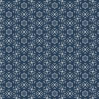 abstract blue flabric pattern