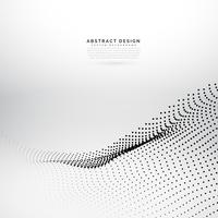 achtergrond maken van particle array mesh