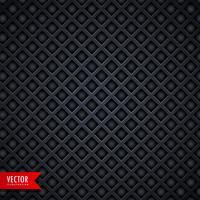 textura de metal elegante fundo escuro com furos de forma de diamante