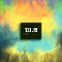 Fondo de mancha de textura acuarela colorida