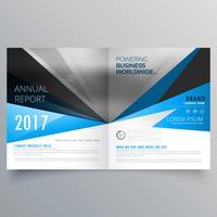 design del modello creativo di copertina della rivista copertina del libretto