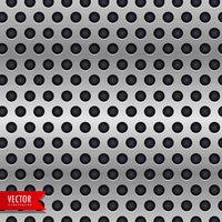 fundo de vetor do círculo metal cromo textura