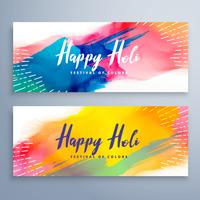 banners for holi festival