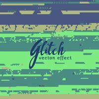 fond abstrait glitch pour image corrompue