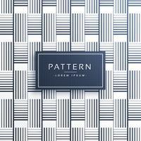 linee orizzontali e verticali pattern di sfondo