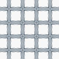 elegant pattern design in abstract geometric style