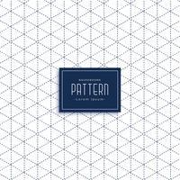 Fondo de patrón de puntos triángulo moderno minimalista
