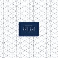 minimal modern triangle dots pattern background