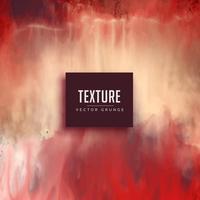 fond de texture aquarelle rouge dans le style grunge