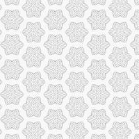 abstract pattern of star and lines