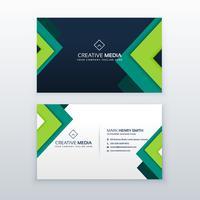 design de cartão elegante para sua profissão