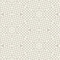 geometrisch abstract patroon gemaakt met lijnen