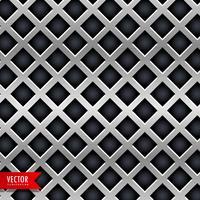 metal texture in diamond shape background