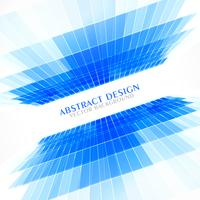 blått perspektiv abstrakt bakgrund i affärsstil presentera