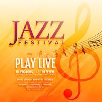 musical event flyer poster background design