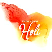 illustration of holi festival background