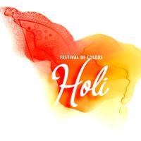 illustration of holi festival background
