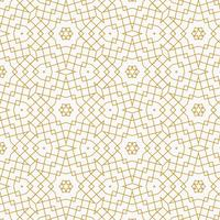 abstract geometric gold pattern made with lines