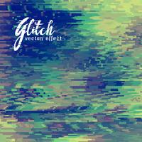 glitch vector effect background for corrupt file