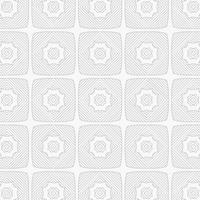 graue Linie Muster Vektor Hintergrund