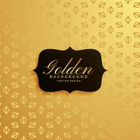 génial fond de texture motif doré