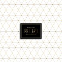 premium gold triangle pattern dots background