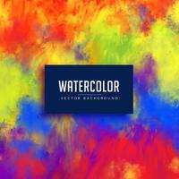 ljus abstrakt vattenfärg fläck bakgrund