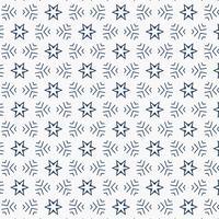 padrão de estrela e linhas