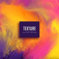 textura de grunge de fundo de fluxo de tinta aquarela