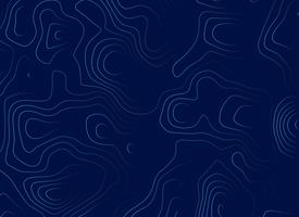 blue topographic map illustration design