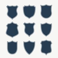 badges en labels colelction vector