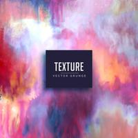 Fondo de textura colorida hecha con acuarelas