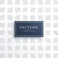 geometrische Linie Muster Vektor Hintergrunddesign