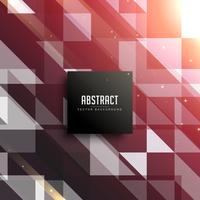 abstract retro patroon met lichteffect