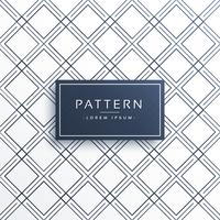 minimal diamond shape line pattern vector background
