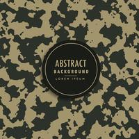 camouflage pattern in milllitary fabric style