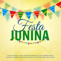 festa junina june festival do brasil vector design