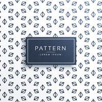 Fondo de patrón hecho con formas de línea de diamante