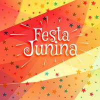 june festival of brazilian festa junina background
